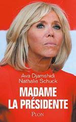 Livre-Madame-la-présidente-djamshidi