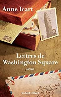 livre-lettres-de-washington-square-anne-icart